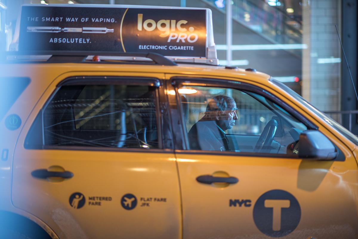 tassista a new york